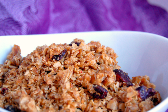 Wee Granola Recipe — Dishmaps